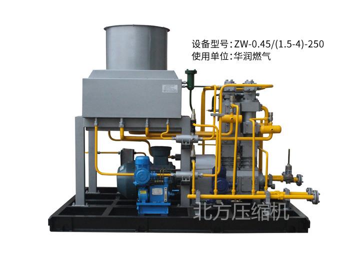 低温BOG回收制CNG