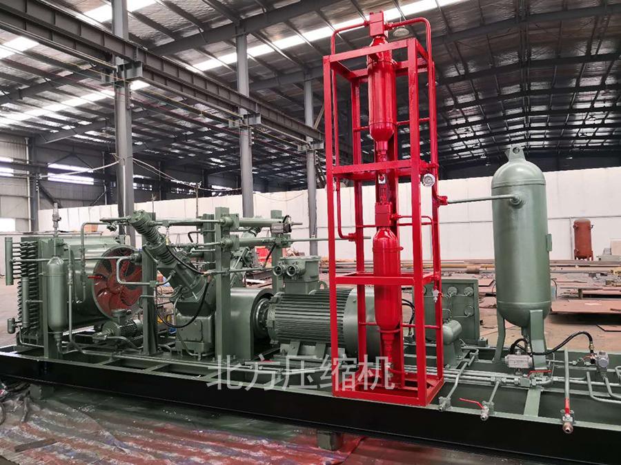 井口气回收系统